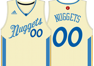 Christmas Jerseys.Nba Releases Nuggets Christmas Jerseys Mile High Sports