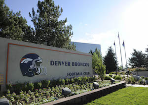 NFL: Denver Broncos-Training Camp