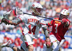 NCAA Lacrosse: Men's Championship - Maryland Terrapins vs. Denver Pioneers