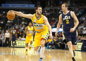 NBA: Utah Jazz at Denver Nuggets