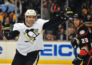 NHL: Pittsburgh Penguins at Anaheim Ducks