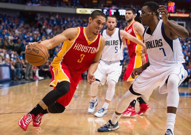 NBA: Playoffs-Houston Rockets at Dallas Mavericks