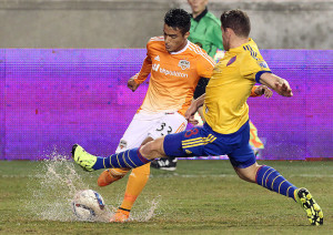 MLS: U.S. Open Cup-Colorado Rapids at Houston Dynamo