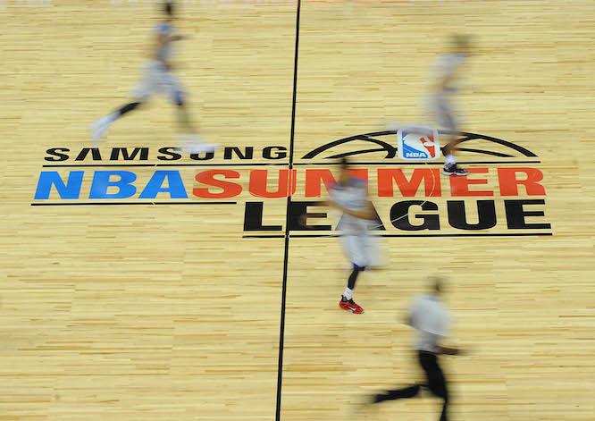 NBA Phoenix Suns advance to quarterfinals in Vegas league