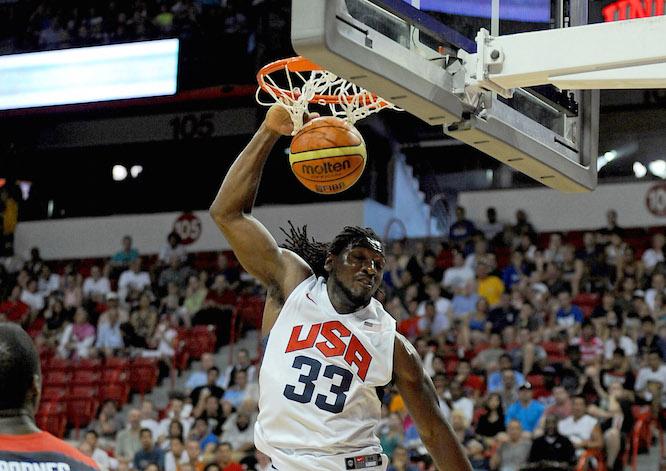 Basketball: USA Basketball Showcase