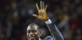 Dikembe Mutombo kills the Stanky Legg