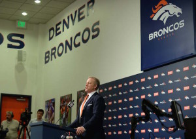 NFL: Denver Broncos-Press Conference