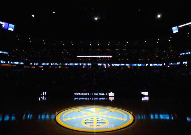 NBA: Washington Wizards at Denver Nuggets