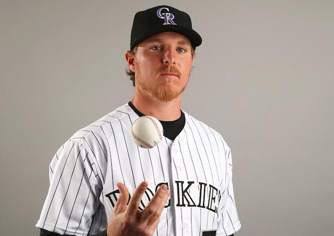 MLB: Colorado Rockies-Photo Day