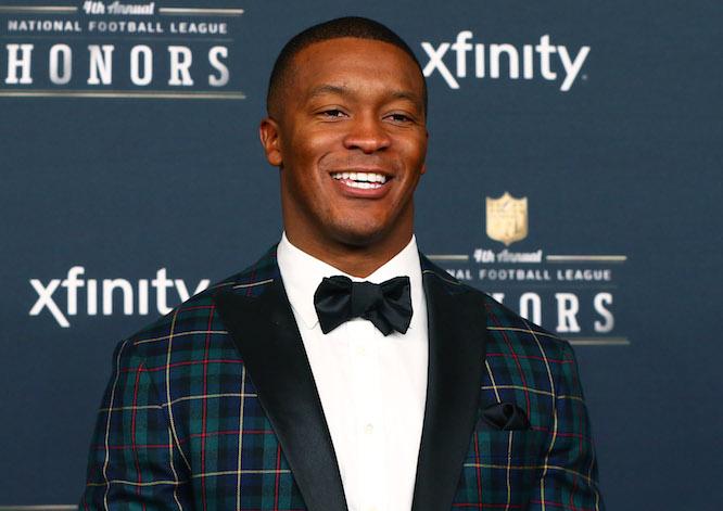NFL: Super Bowl XLIX-NFL Honors Red Carpet Entrances