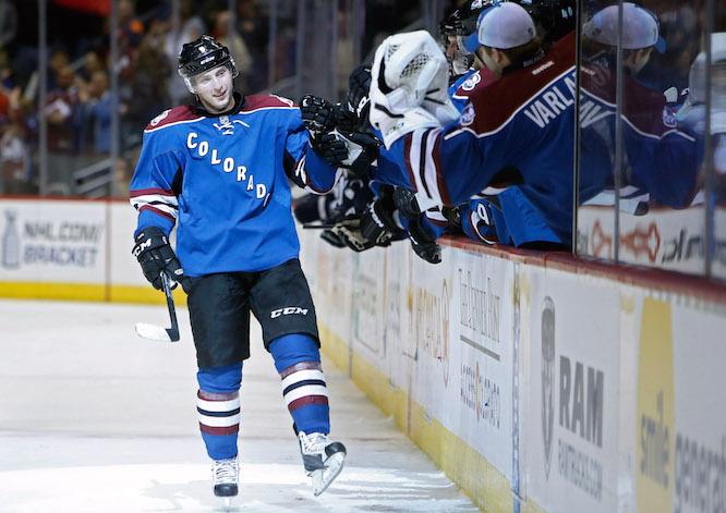NHL's Third Star of November