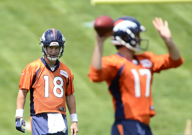 Brock Osweiler's backup