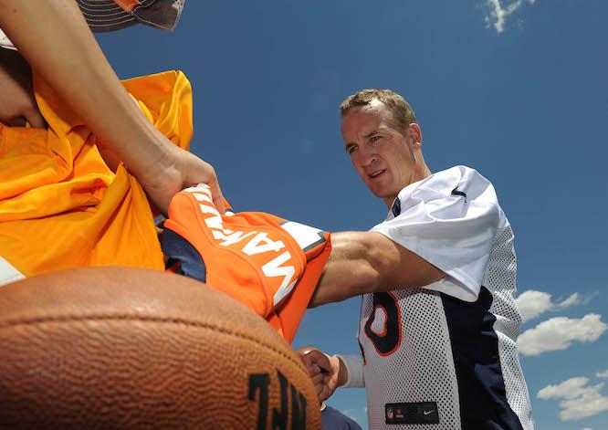 Peyton Manning's nickname