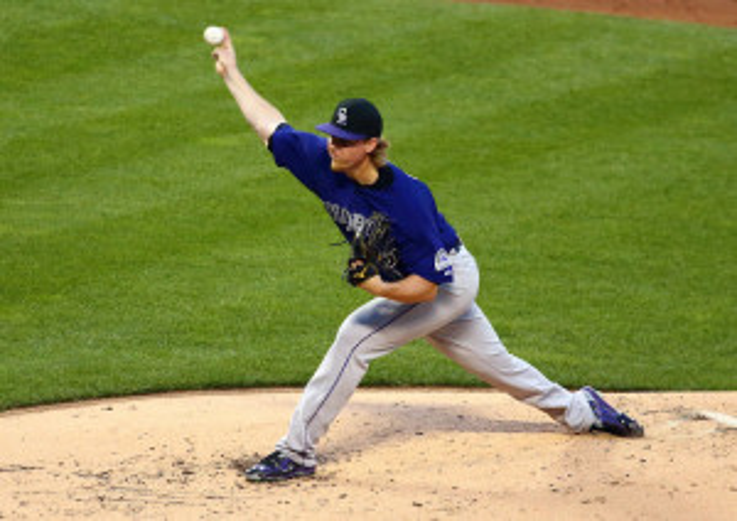 MLB: Colorado Rockies at New York Mets