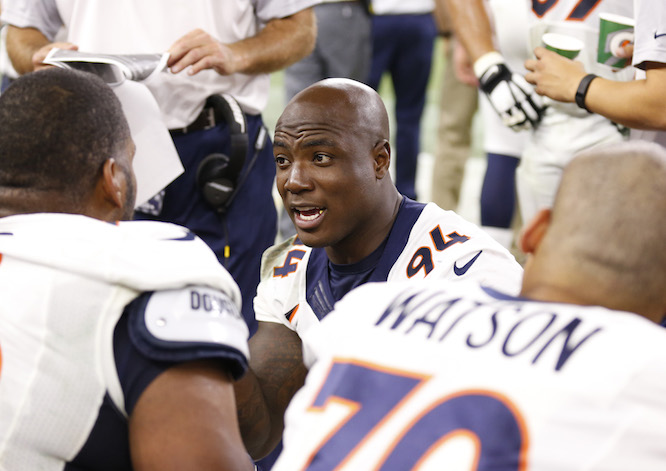 importance of DeMarcus Ware