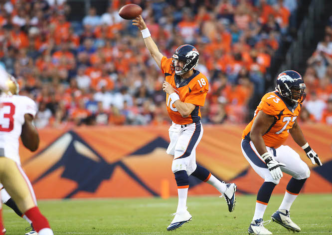 Denver Broncos Qb Rankings Could A Trade Shake Up The Depth Chart