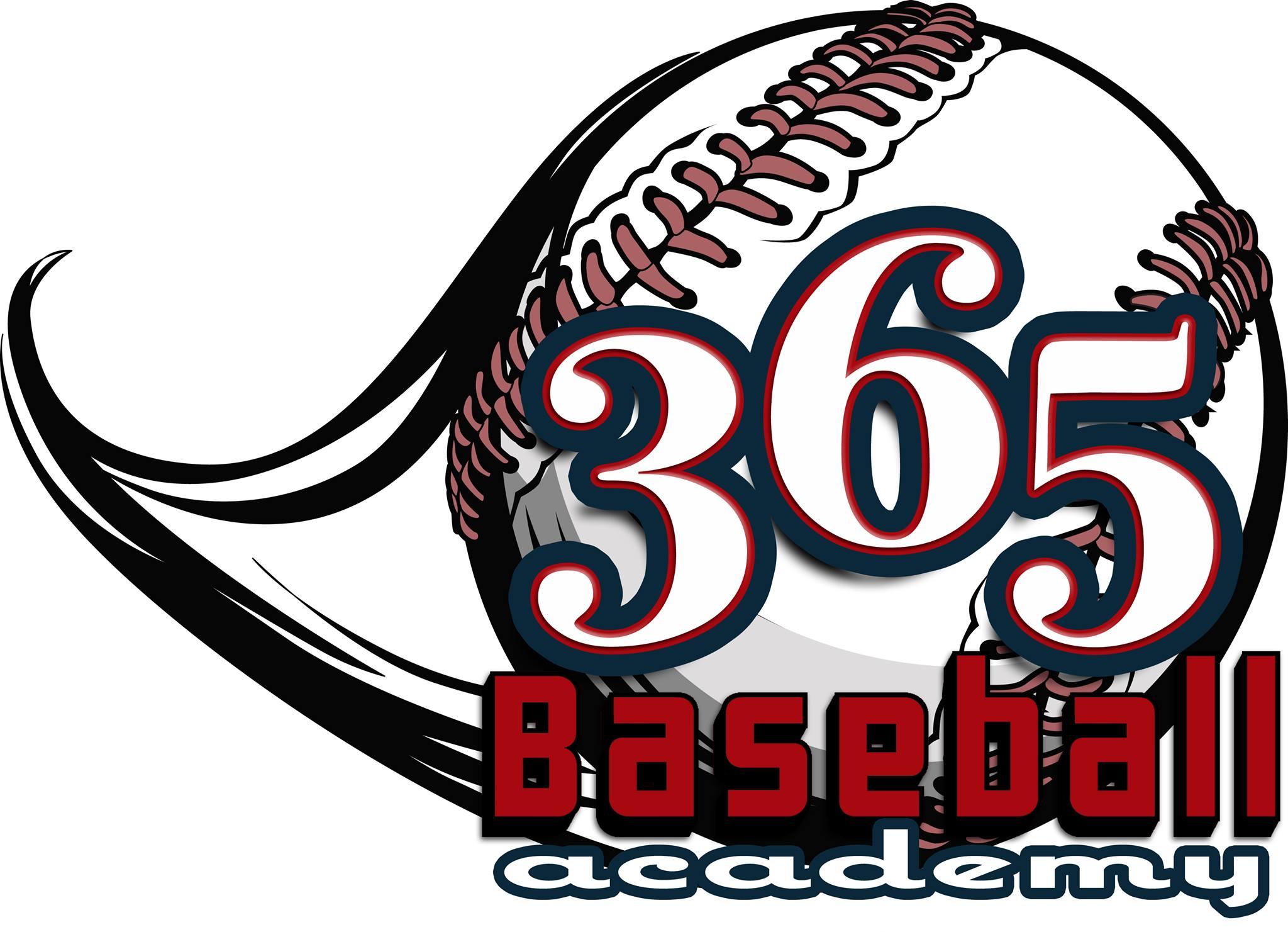 365 Baseball Academy Logo