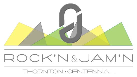 RockN' & JamN' Logo