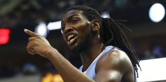 Kenneth Faried missed