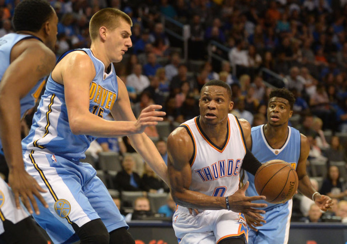 OKC's Westbrook gets 3-year, $85.7M deal