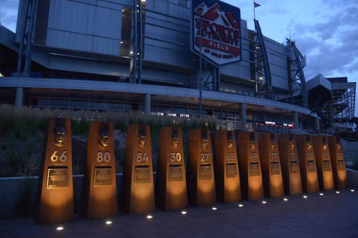 3a2c4eb6b4e The greatest Ring of Fame classes in Denver Broncos history