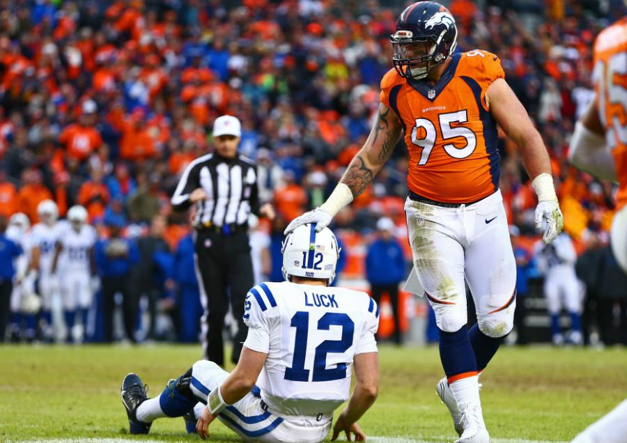 ef8eaeac4 Denver Broncos sign Derek Wolfe to a four-year extension | Mile High ...