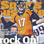 After bursting out of the gate in his first two starts, Brock Osweiler makes the cover of Sports Illustrated