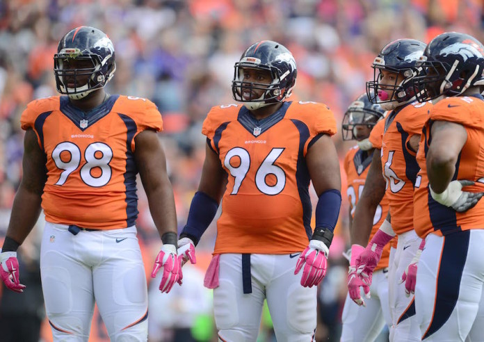 Darius Kilgo is the 'next man up' for Broncos defense this ...