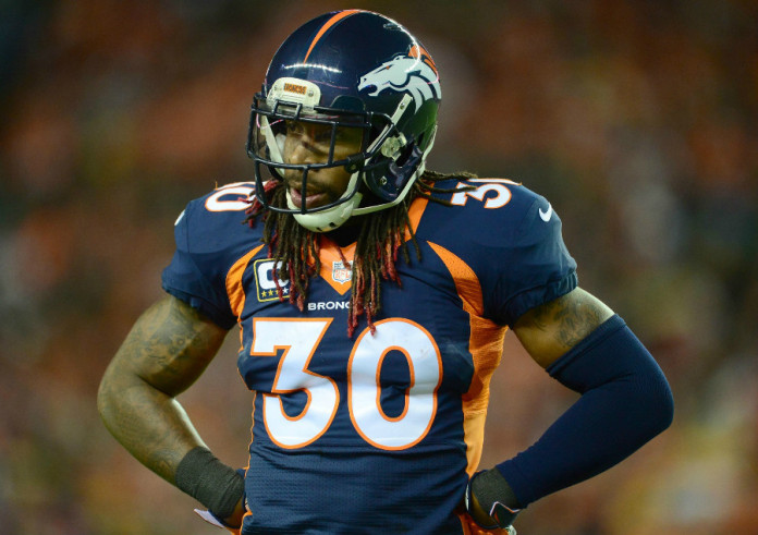 Denver Broncos lose David Bruton
