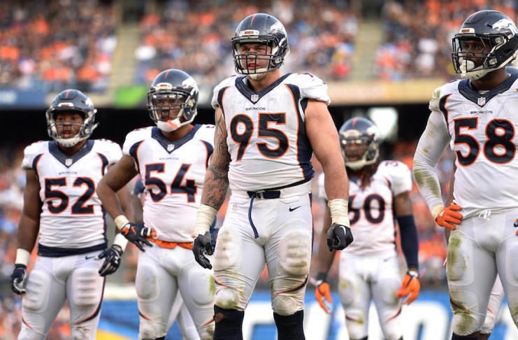 Four Denver Broncos were named to the Pro Bowl on Tuesday night, but here are five more Denver Broncos who got snubbed