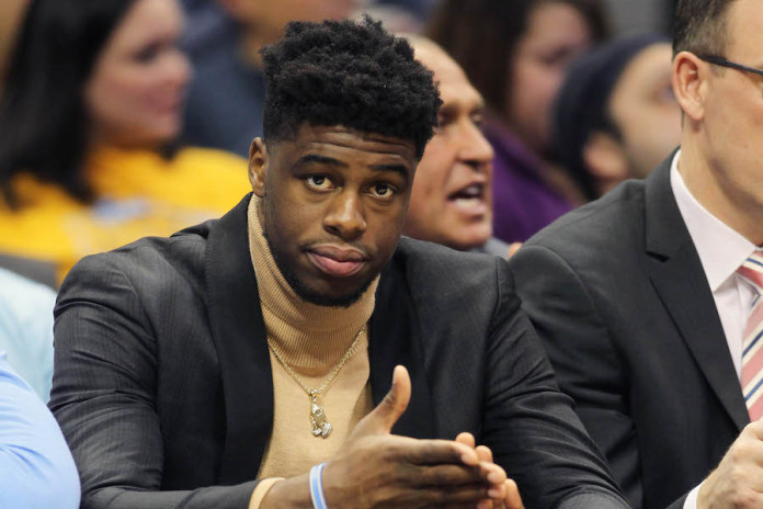fire under Emmanuel Mudiay