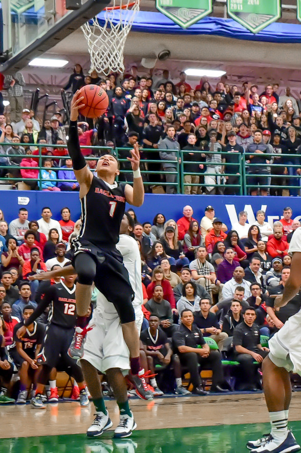 Chauncey Billups Hs Hoops 2 Eaglecrest And 1 Rangeview Prevail