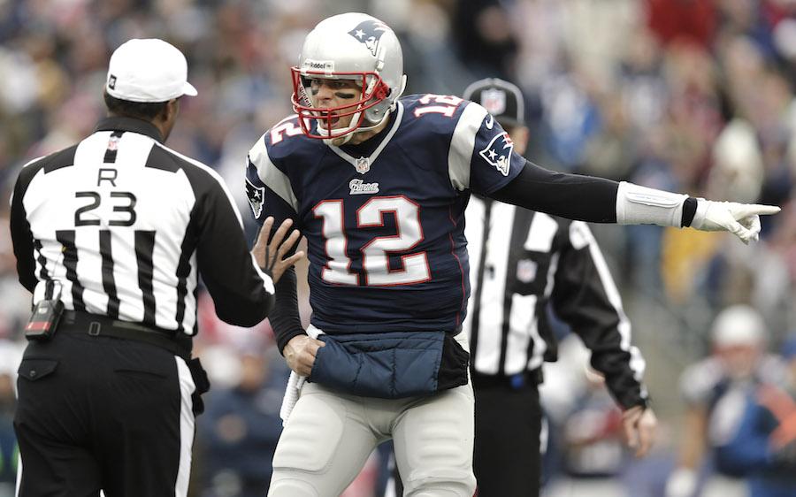 sale retailer f8cae 169a3 Broncos LB Brandon Marshall has no problem calling Tom Brady ...