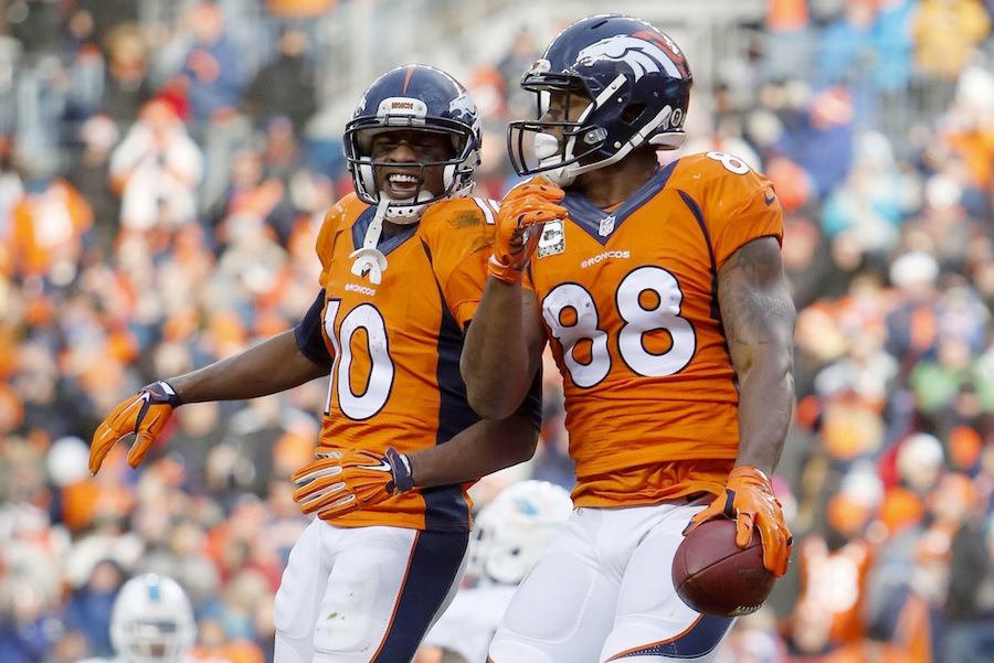 Is Emmanuel Sanders worth what he is asking for? | Mile ...Demaryius Thomas Wallpaper