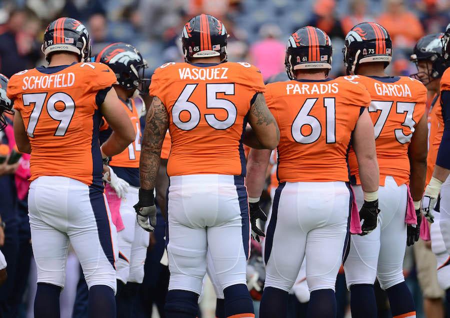 Denver Broncos release