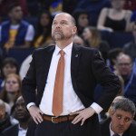 Michael Malone needs to send a message