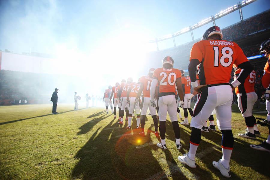 Denver Broncos' Super Bowl run