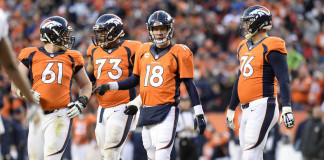 Denver Broncos' Super Bowl run