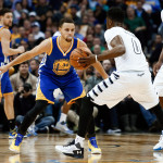 Nuggets win over the Warriors