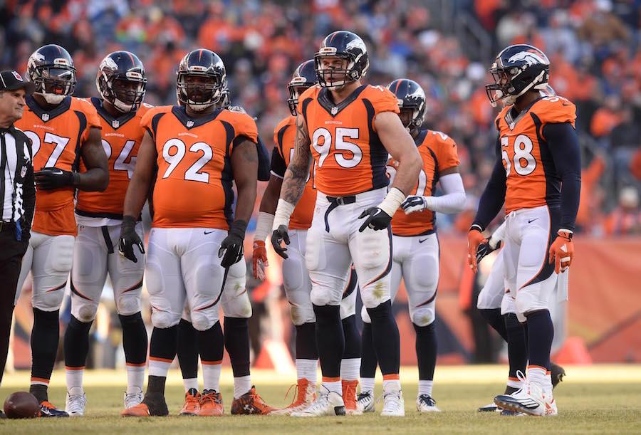 Denver Broncos win