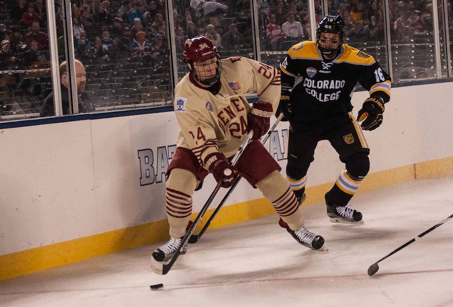 denver pioneers hockey
