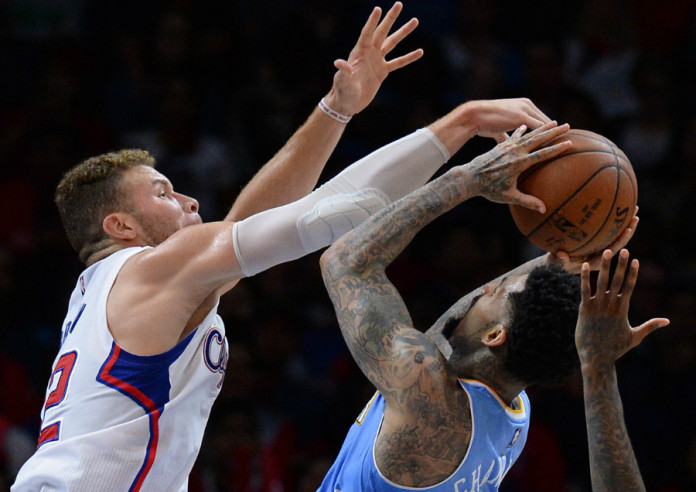 Blake Griffin hurt in fight with member of team's equipment staff