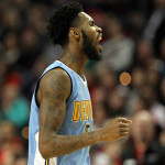 Will Barton' dunk competition