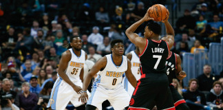 Denver Nuggets snap Toronto Raptors
