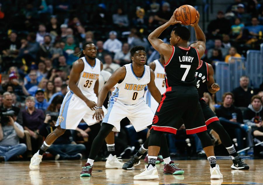 Denver Nuggets snap Toronto Raptors