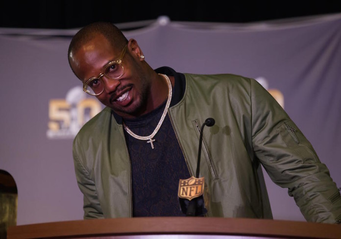 Von Miller admits to cheating in key Super Bowl play