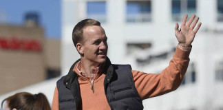 Peyton Manning is called The Sheriff