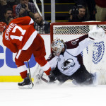 Avalanche-Red Wings rivalry