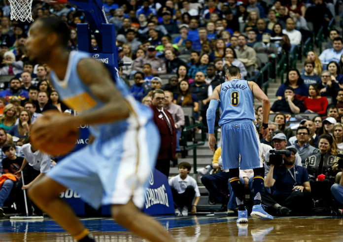 Danilo Gallinari not close to return