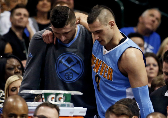 Danilo Gallinari is expected to miss significant time